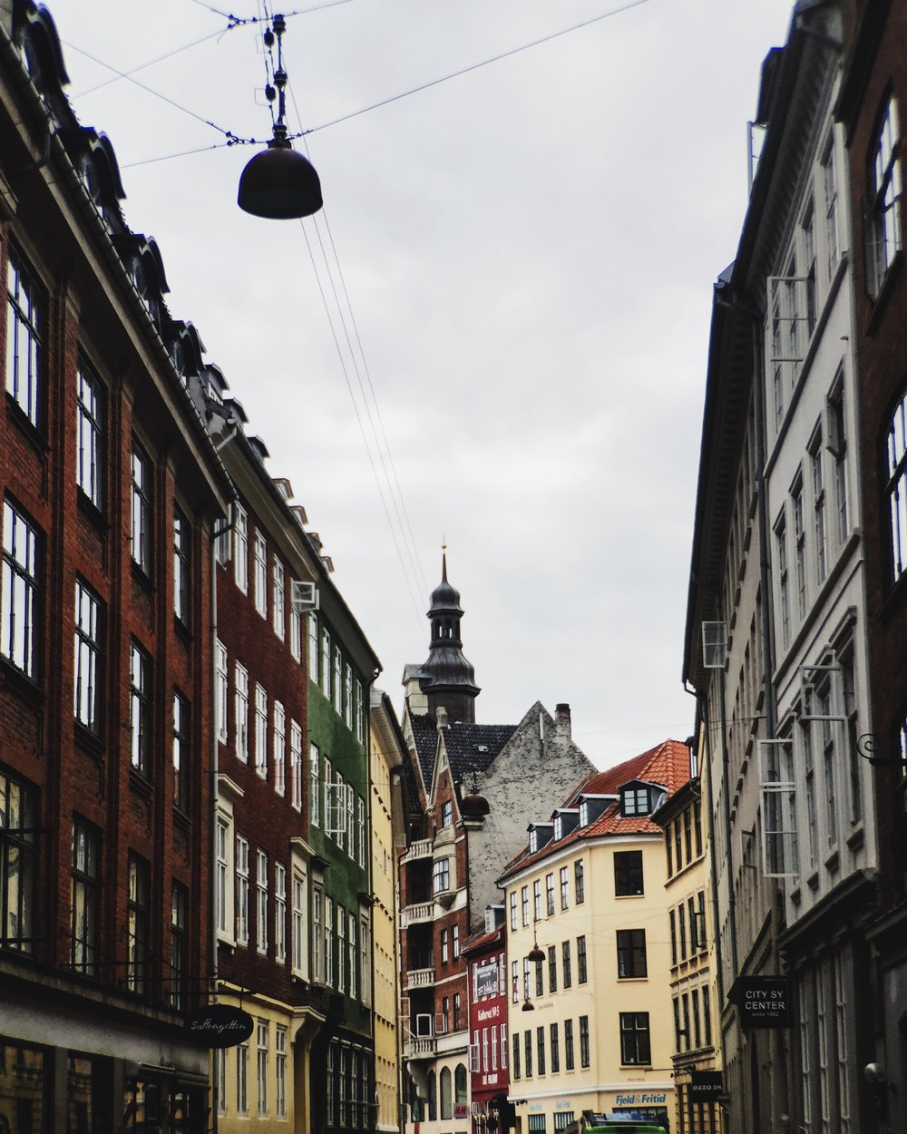 The McHowe World Tour - Norreboro Copenhagen Denmark