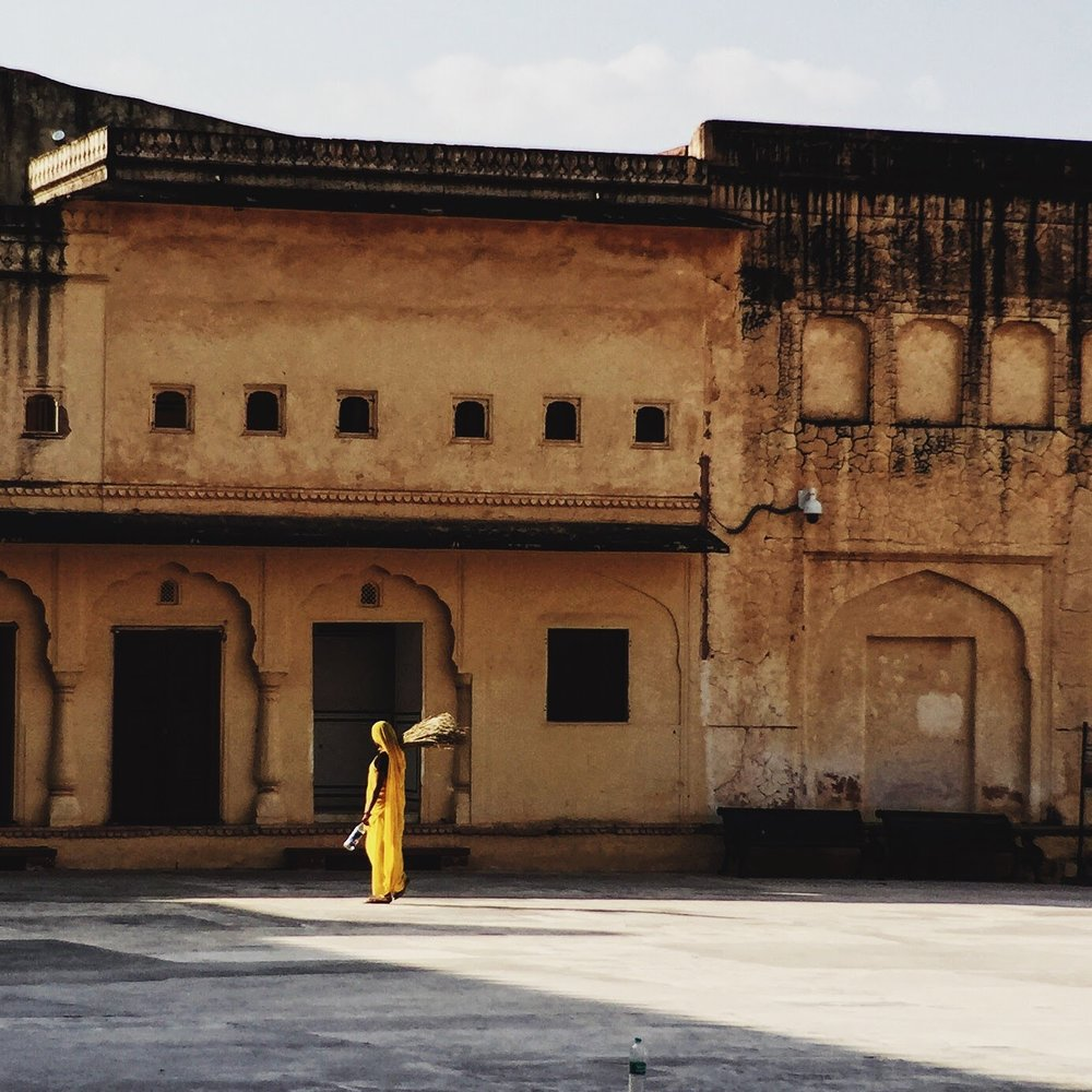 The McHowe World Tour - Part II- Jaipur the Pink City - Amber Fort