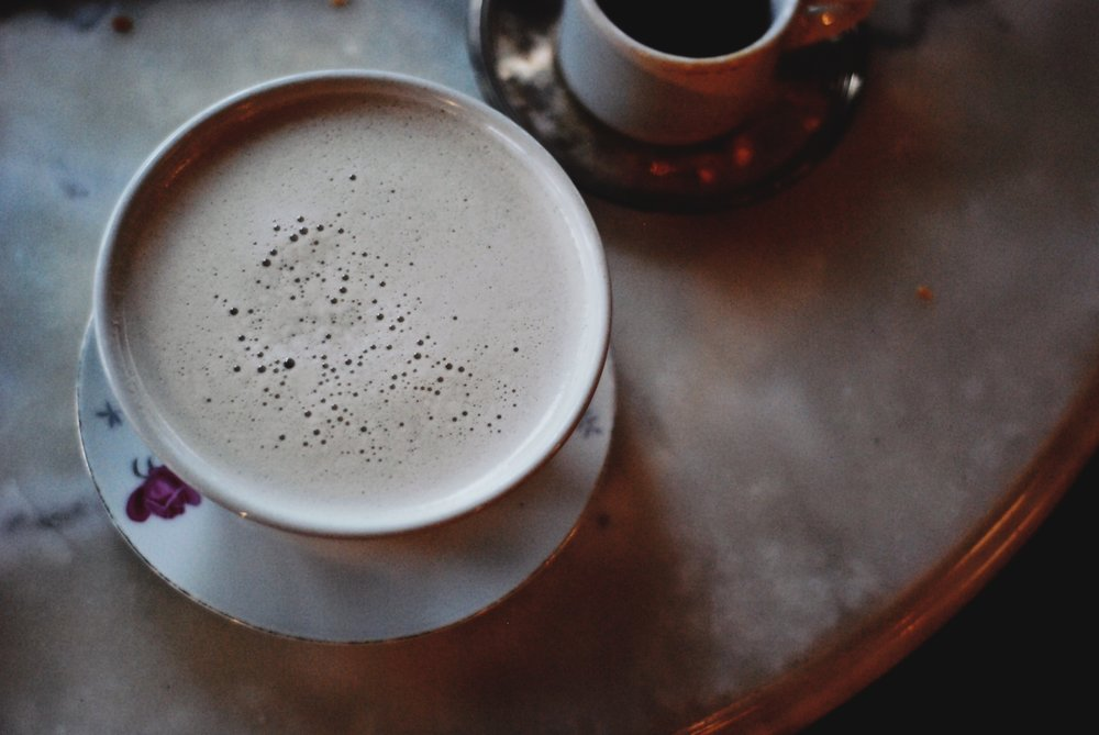 Chai on Living Foreva - Masala Chai, a journey to India + where to get chai at home + how to make it yourself with a recipe - Le Marche St George in Vancouver