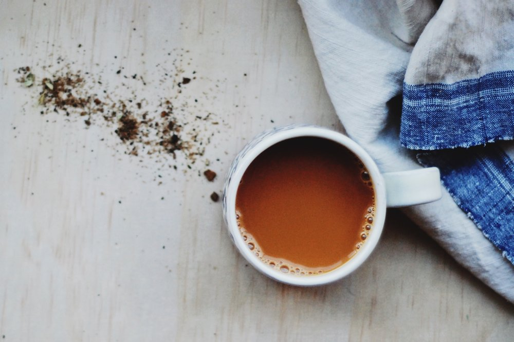 Chai on Living Foreva - Masala Chai, a journey to India + where to get chai at home + how to make it yourself with a recipe - Aslan Chai