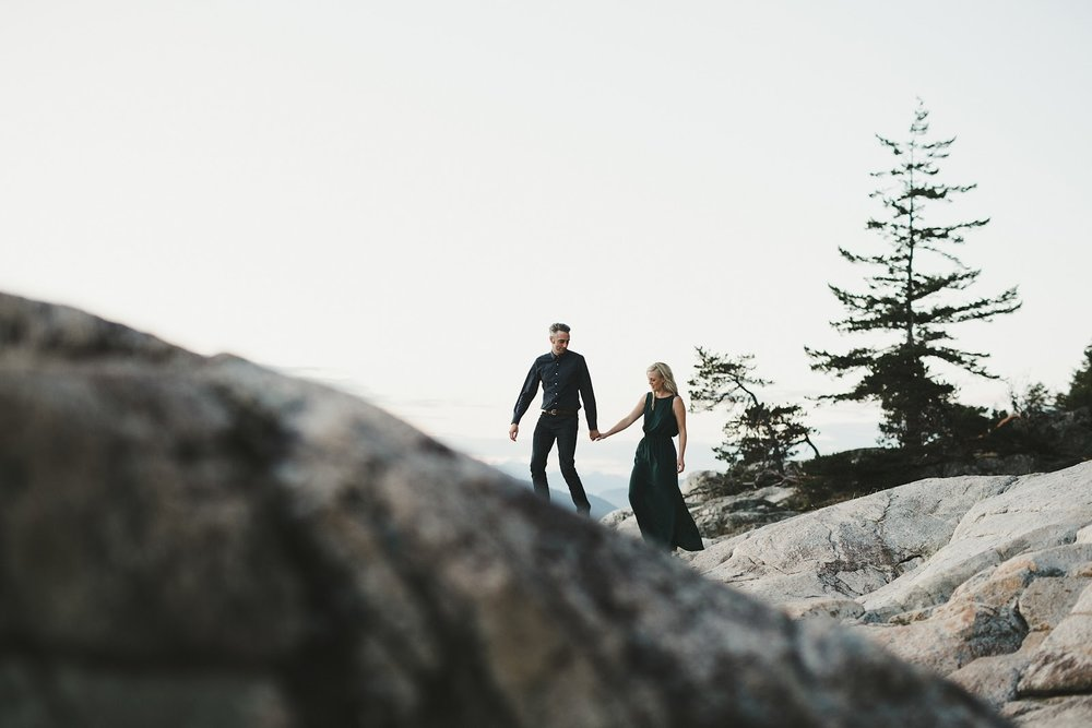 Our proposal story - Eva + Kyle forever - Photo by Shari + Mike Photographers - Engagement Photos at Lighthouse Park