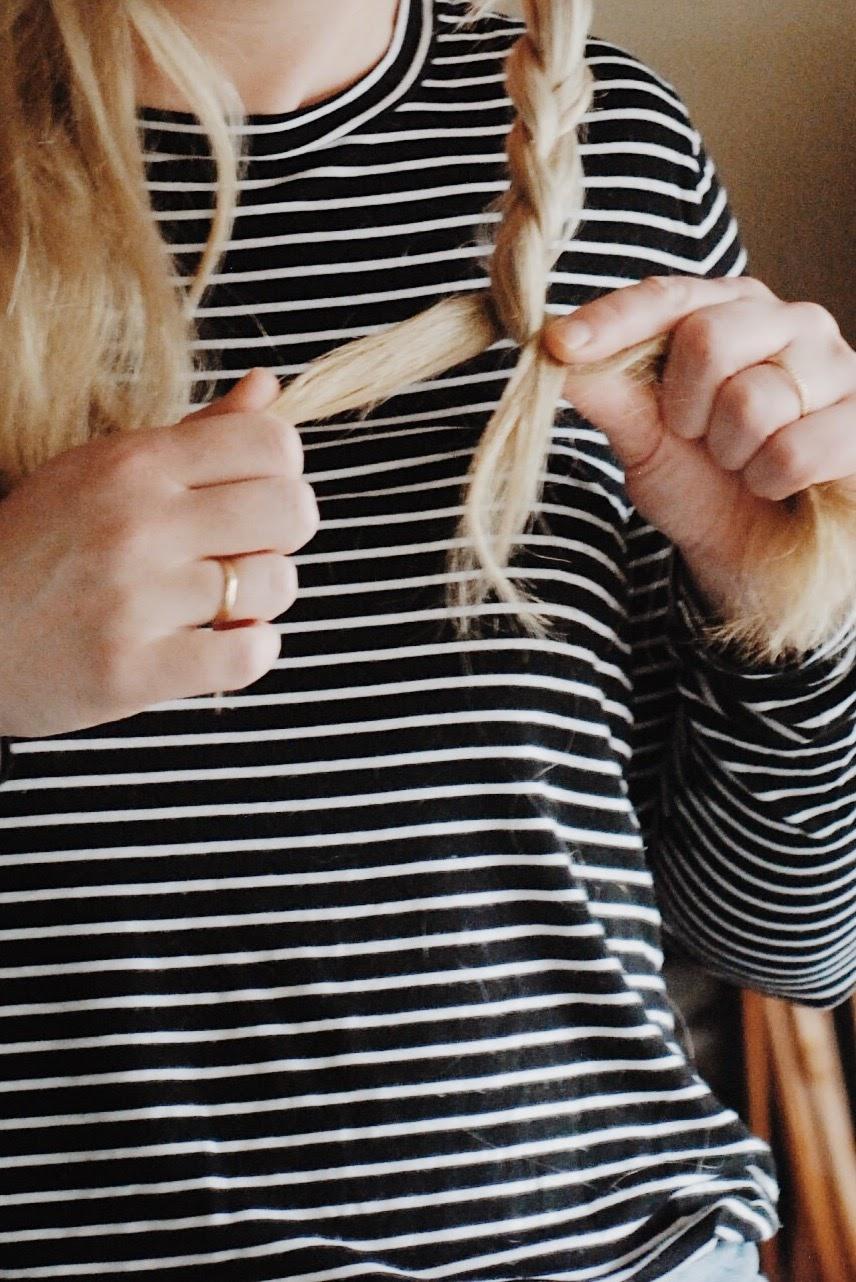 How To Milk Maid Braids