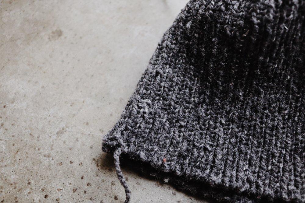 The Best Toque Pattern + Wool