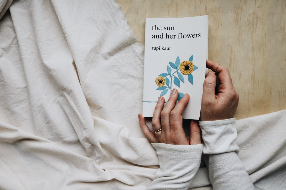 The Sun + Her Flowers by Rupi Kaur