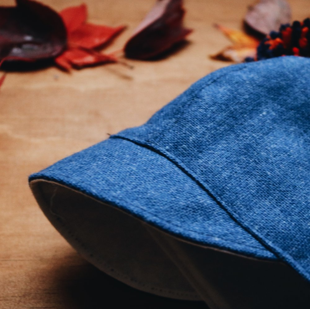 The Perfect Gift for Small People Handmade Bonnet by Rain People
