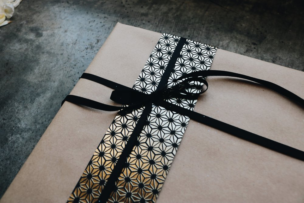 Holiday Wrapping 2017