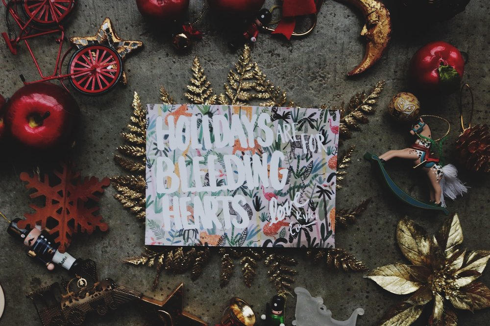 Christmas Holiday Mail