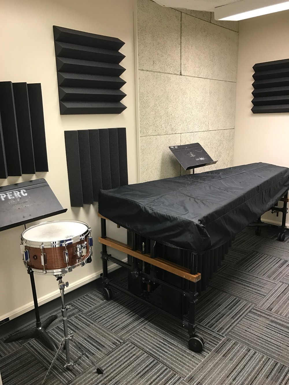 Percussion Room B254