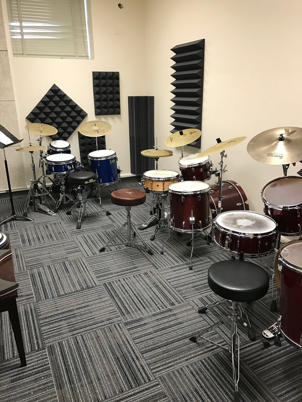 Percussion Room B217