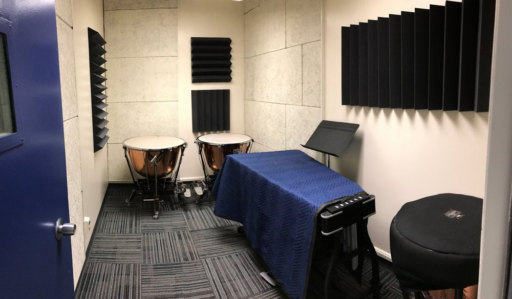 Percussion Room B256