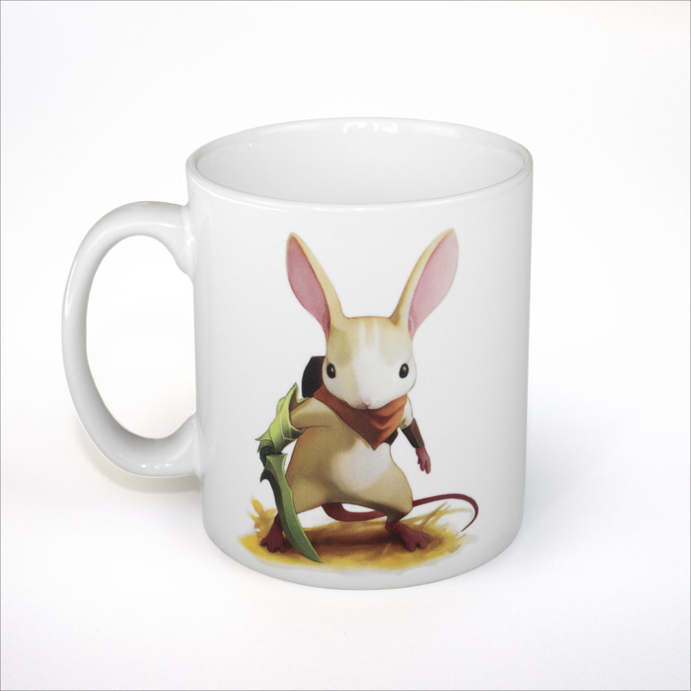 Quill Mug - Limited Edition