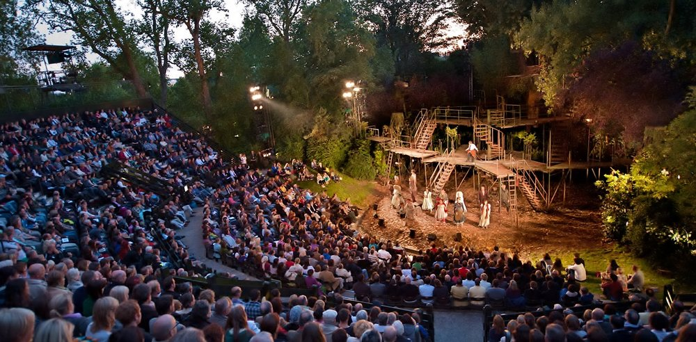 Regents Park open air theater