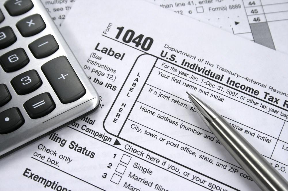 affordable tax preparation and tax help available for personal and business taxes