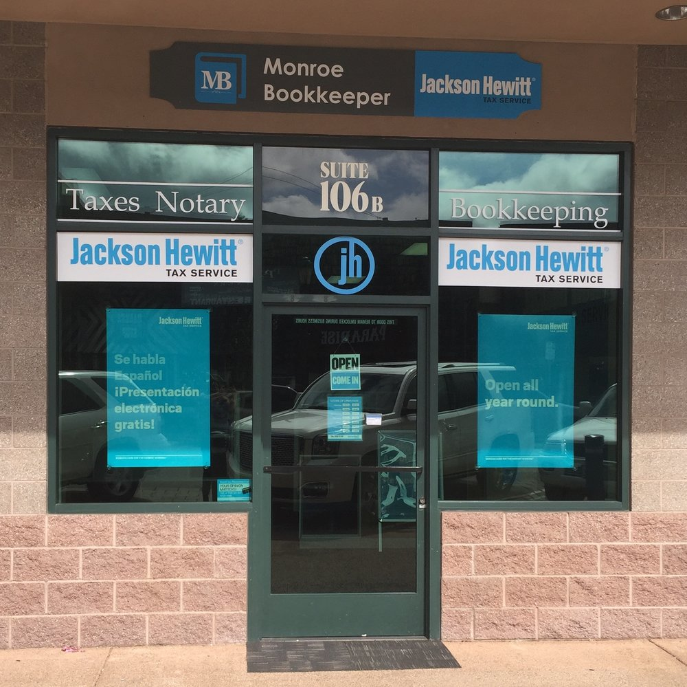monroe bookkeeping in washington state