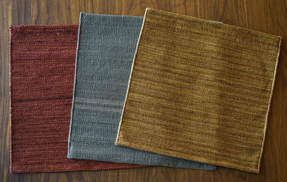 Lapchi Texere rugs in kilim