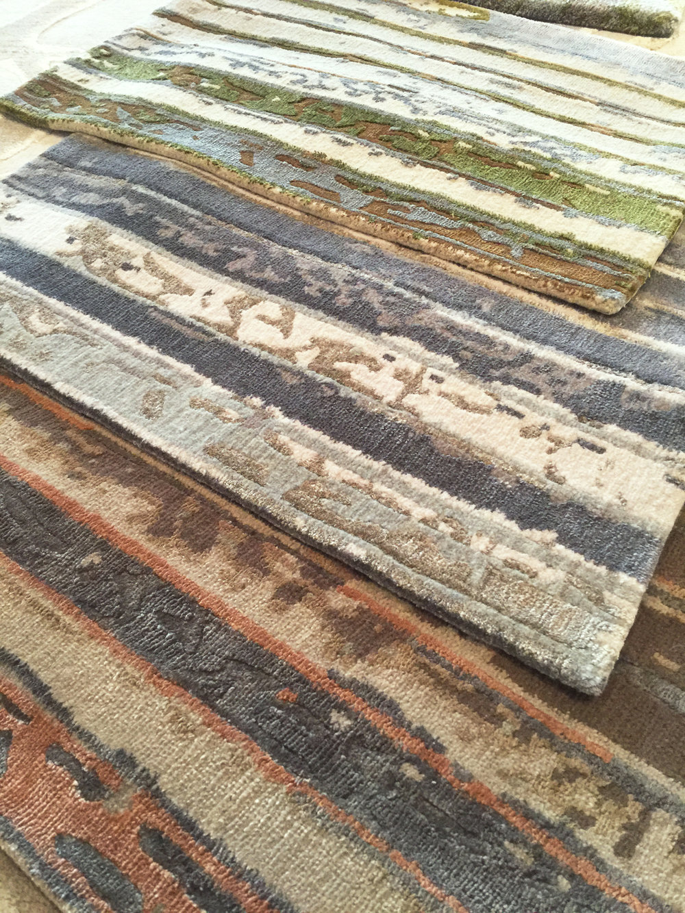Custom Lapchi rugs