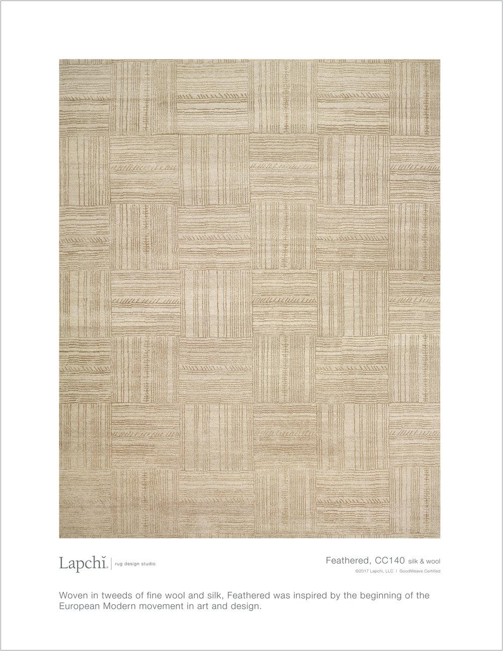 Lapchi for Langham Hotel