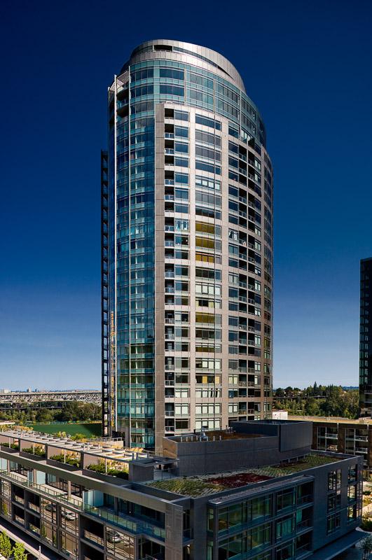 John Ross building, Portland