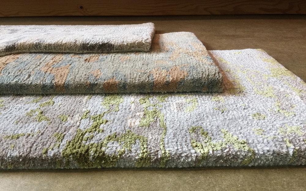 Lapchi custom handmade rugs