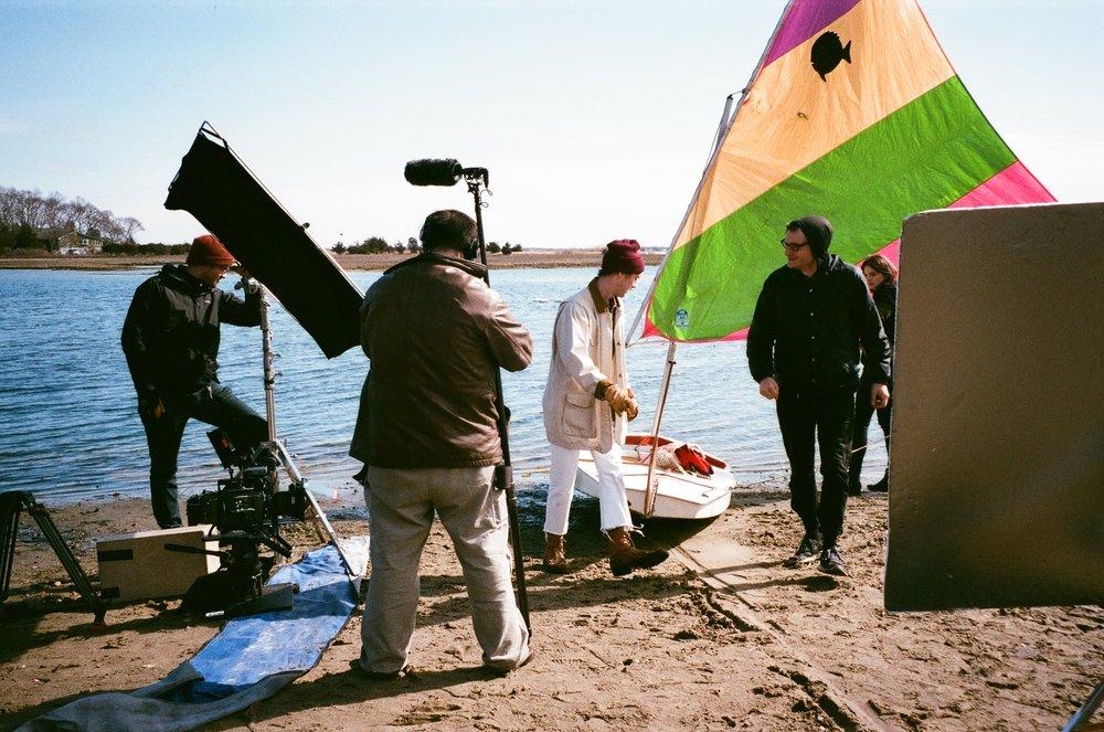 Beach Finale (cut from the final film)