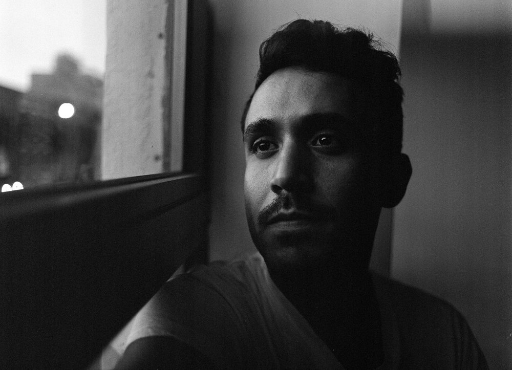 Adir Studio Scout - Ilford HP5+ Pushed 2 Stops