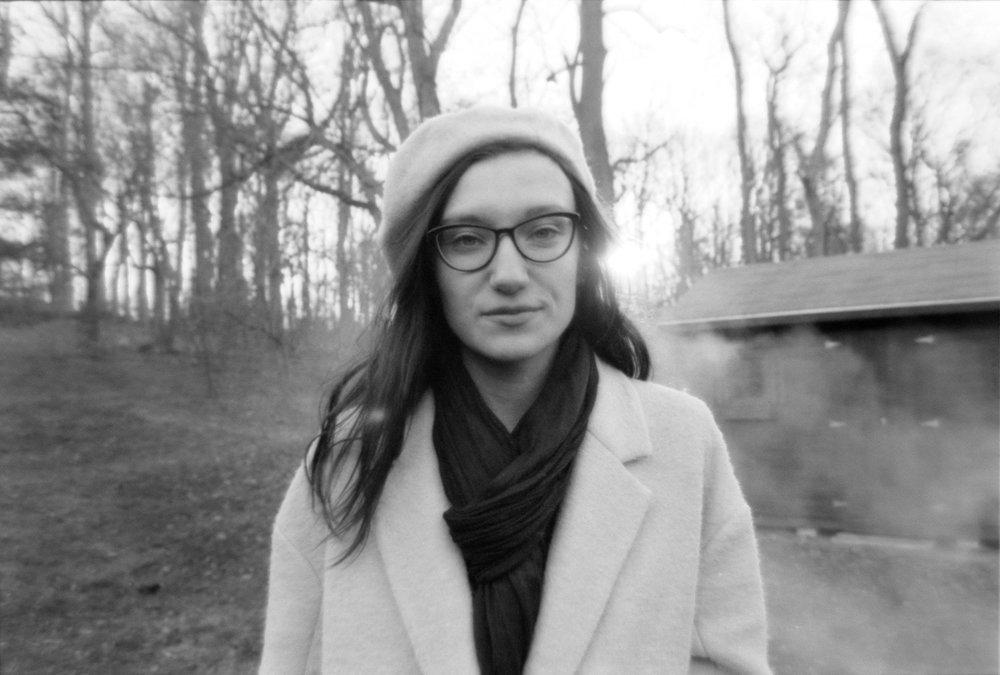 Abby Portrait, Thanksgiving 2018