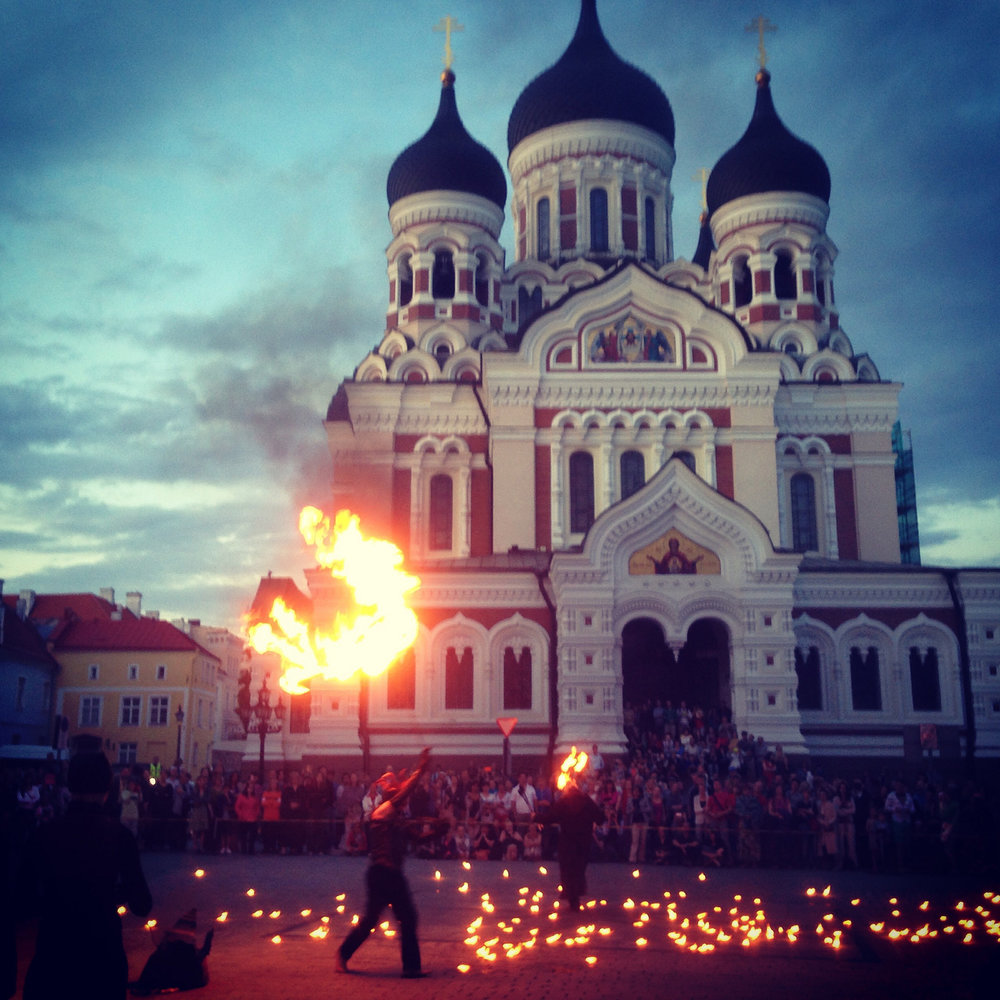 © Maria Baric Company_Tallinn2