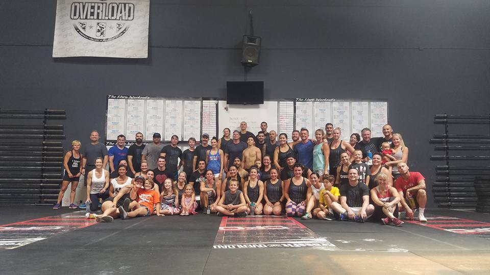 4th of July Partner WOD