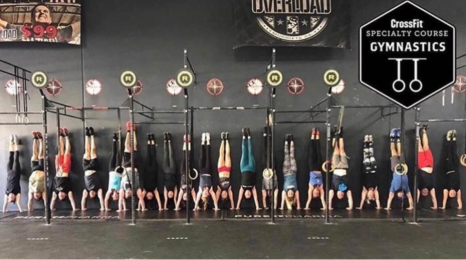 Photo cred: CF Gymnastics