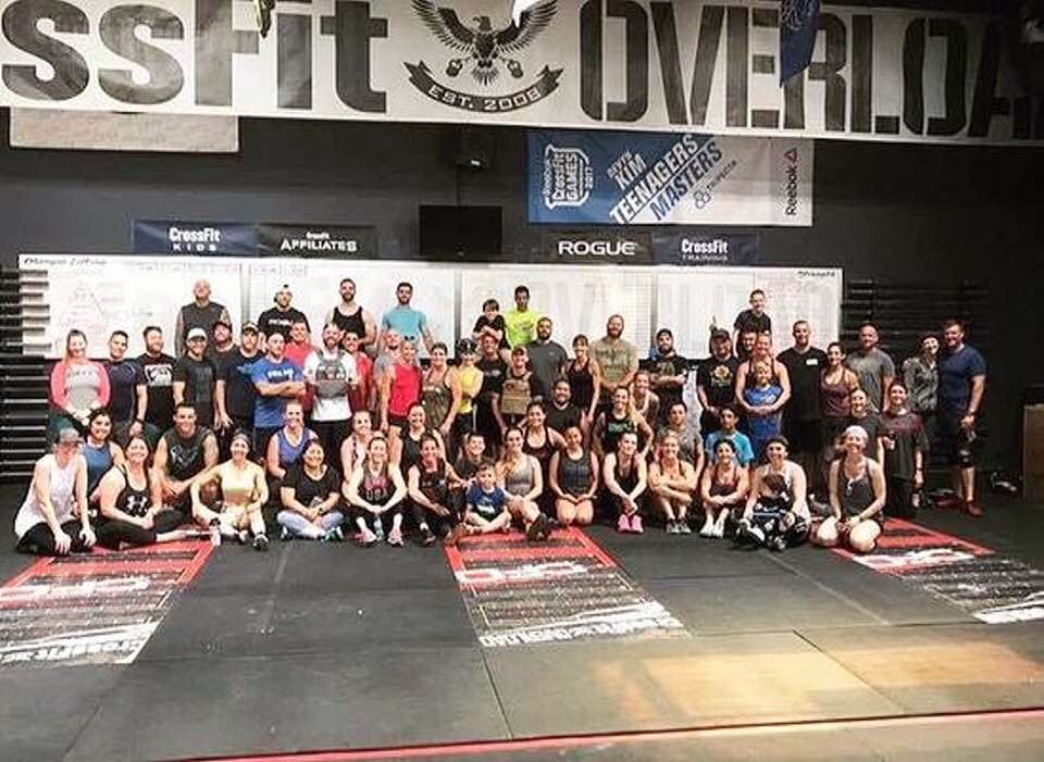 Great turnout for Memorial Day Murph! CFO is grateful for all of the men and women who've sacrificed their lives for our freedom.