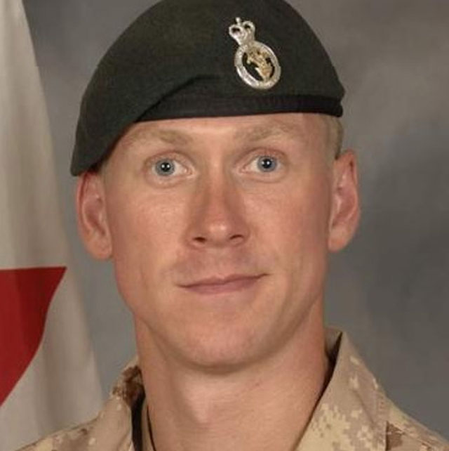 Lieutenant  Andrew Richard Nuttall , 30, from the 1st Battalion Princess Patricia's Canadian Light Infantry (1 PPCLI), based in Edmonton, Alberta, serving as a member of the 1 PPCLI Battle Group was killed by an improvised explosive device that detonated during a joint foot patrol near the village of Nakhonay in Panjwaii District, about 25 km southwest of Kandahar City on December 23, 2009. He is survived by his parents, Richard and Ethel Jane Nuttall.