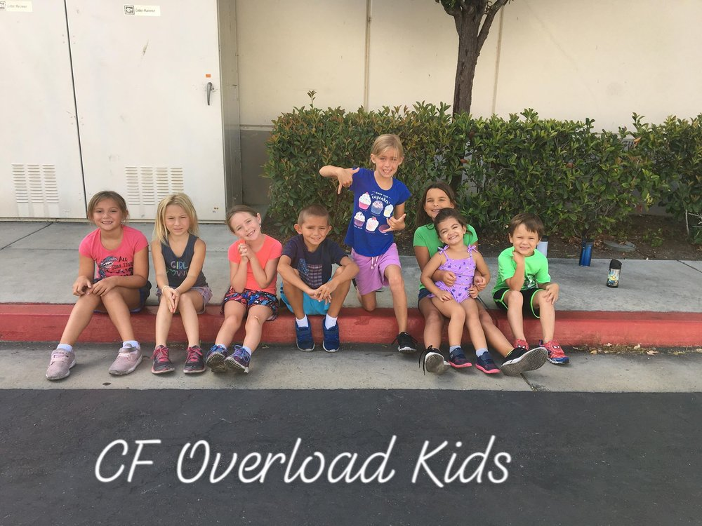 NEW CF KIDS SCHEDULE... Monday 4pm Juan Tuesday 4pm  Mechelle  Wednesday 4pm Juan  Saturday 9am  Kanisha / Juan   No more Thursday morning or evening CF Kids classes 😊 Enjoy!