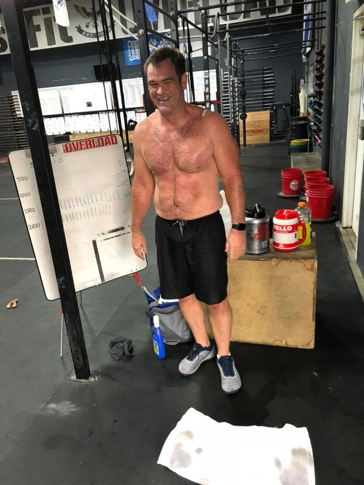This guy… Shaun Hanson, completed 2000 burpees in 5 hrs and 41 min THEN road up Palomar Mountain….this may or may not have been a challenge between he and Jon and he may or may not have WON. He WON! Good job Shaun!
