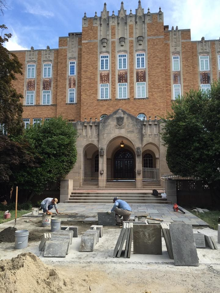 University Masonry Work