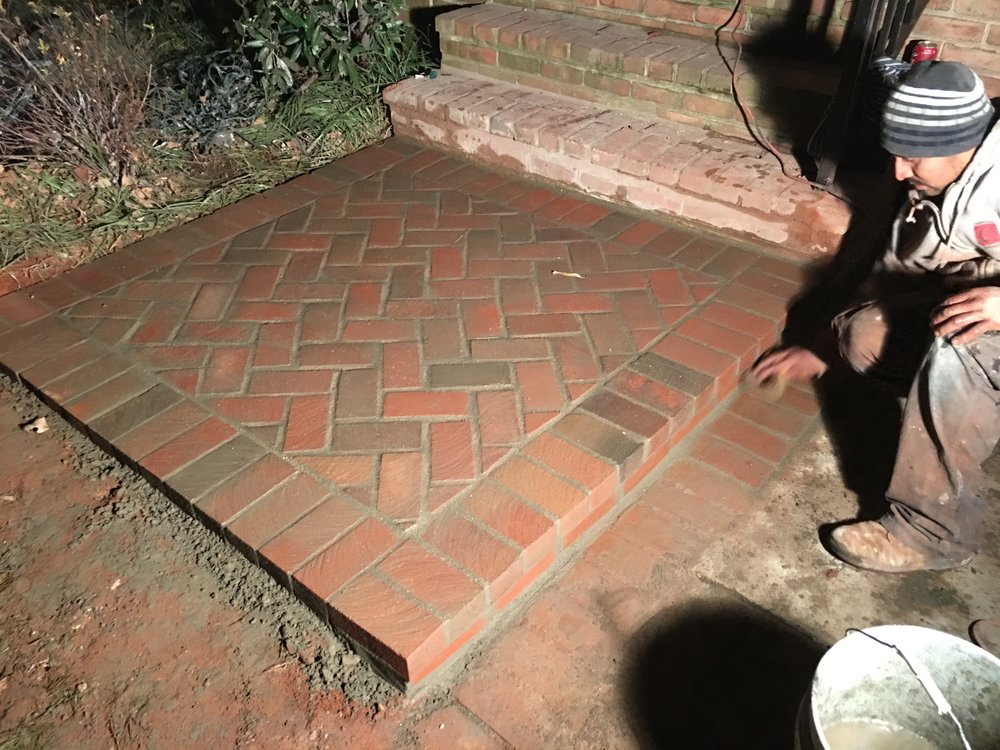 Residential Brick Work