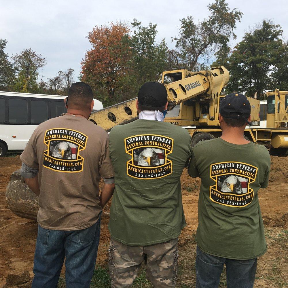 American Veteran Crew