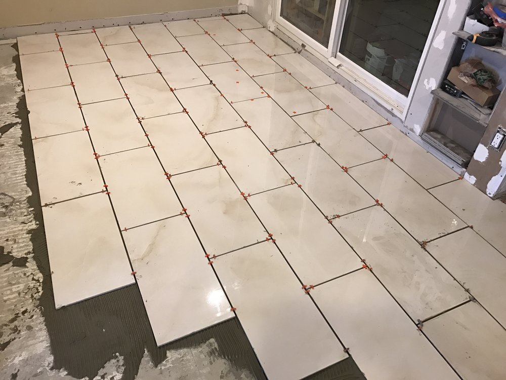 Residential Tile & Concrete