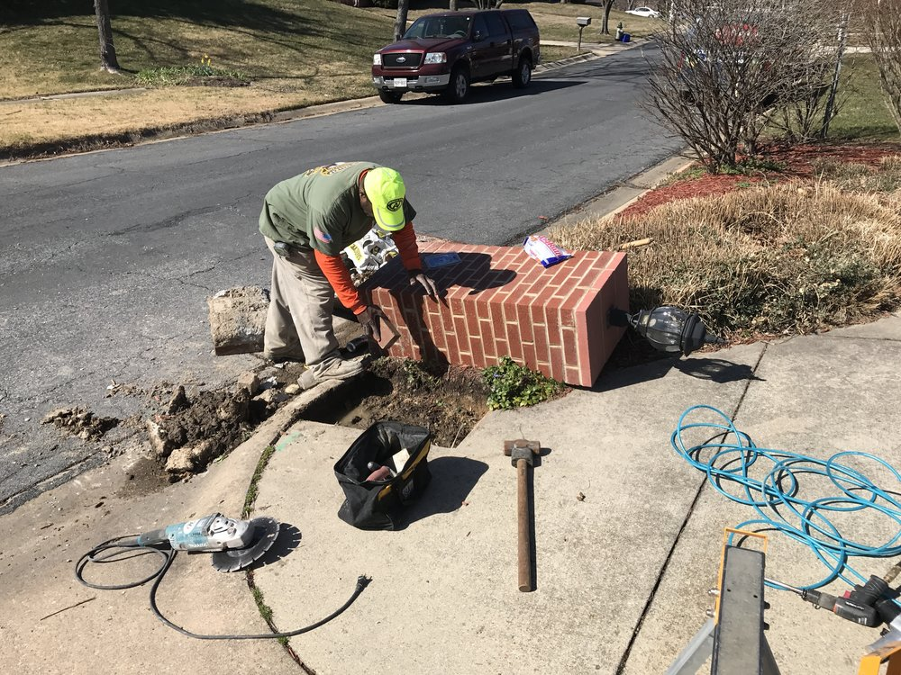 Residential concrete & repair