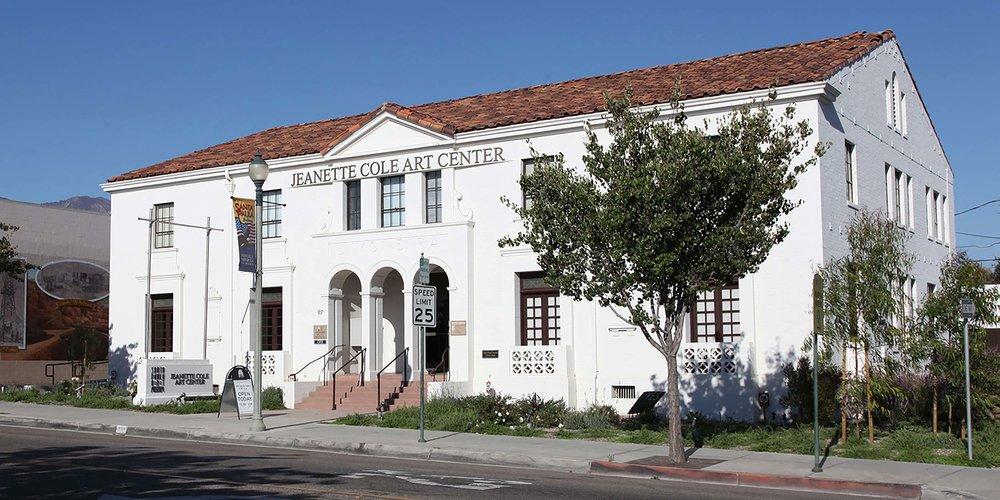 Santa Paula Art Museum Exterior