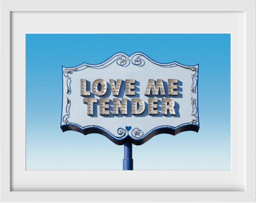 Love Me Tender. Starting at $340.