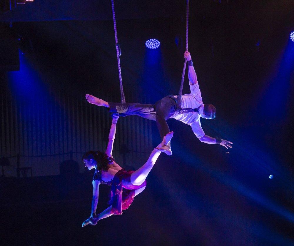 Cirque ParisReno 2018 -