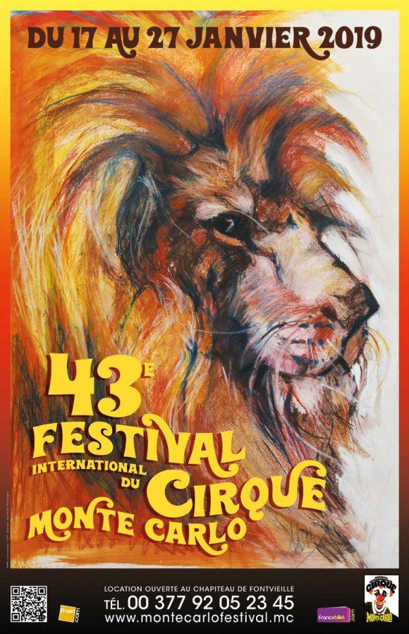 The 43rd Monte Carlo Circus Festival