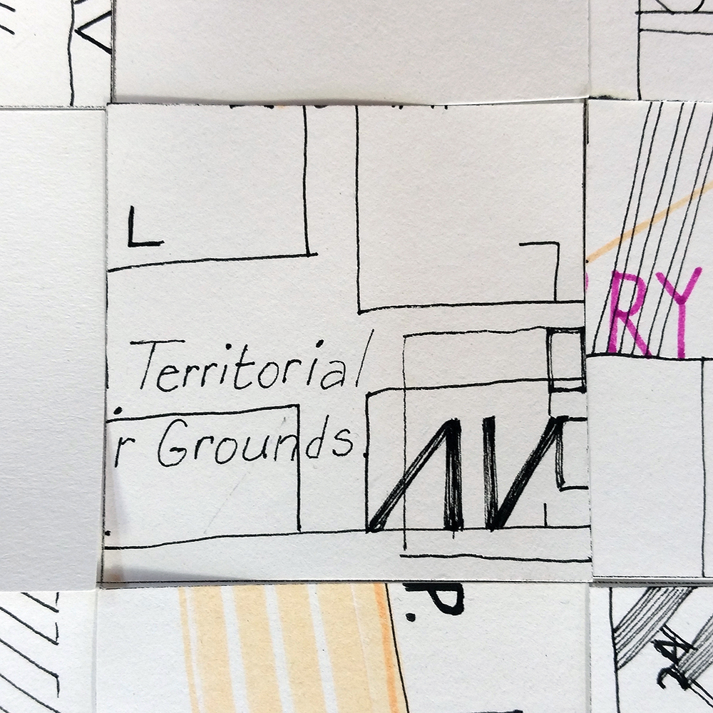 Design sketch detail: Avenue