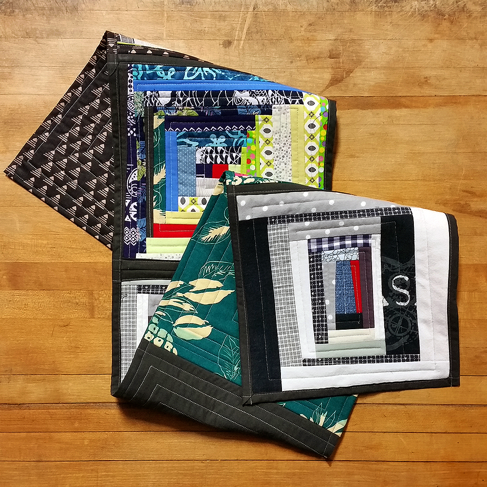 Quilt Diary February 2017: February Gets 5 Blocks | SOLD