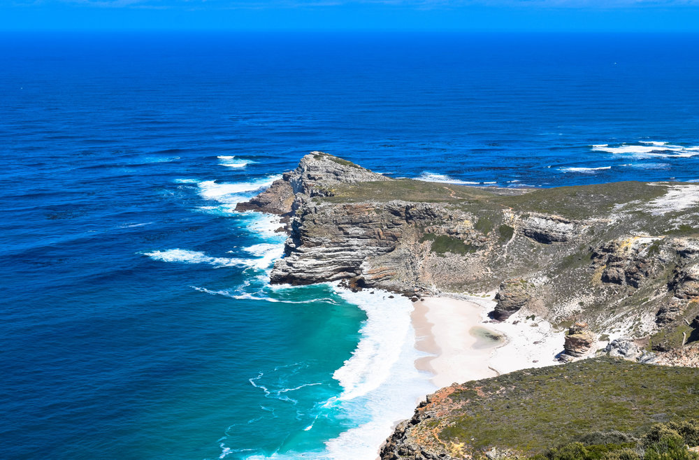 views from the most south western corner of the continent |cape of good hope, cape town|