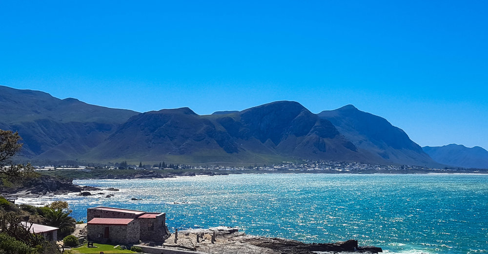 Lunch views |hermanus beach|