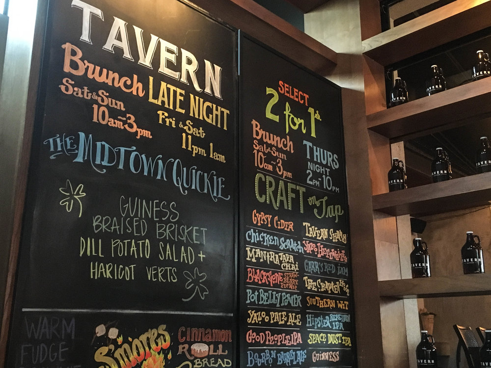 Tavern Bar Nashville