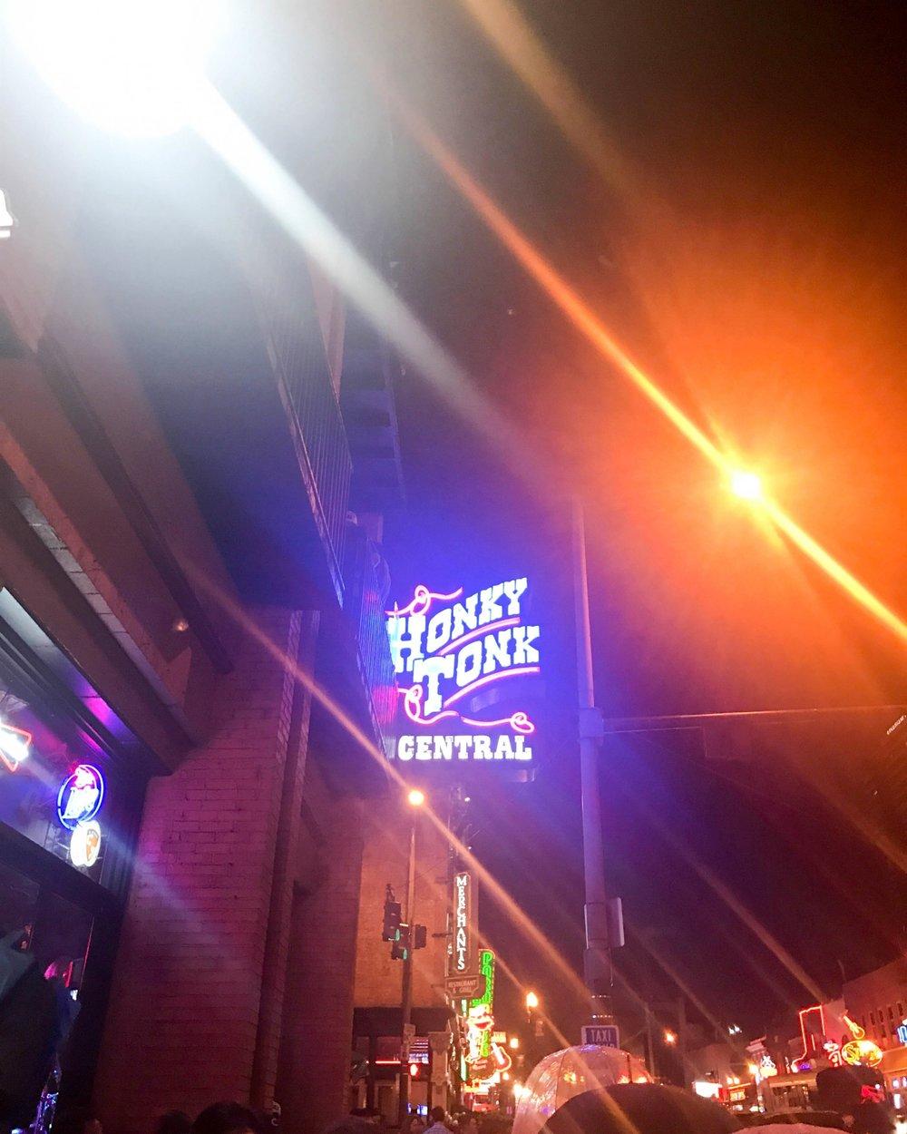 Honky Tonk Nashville