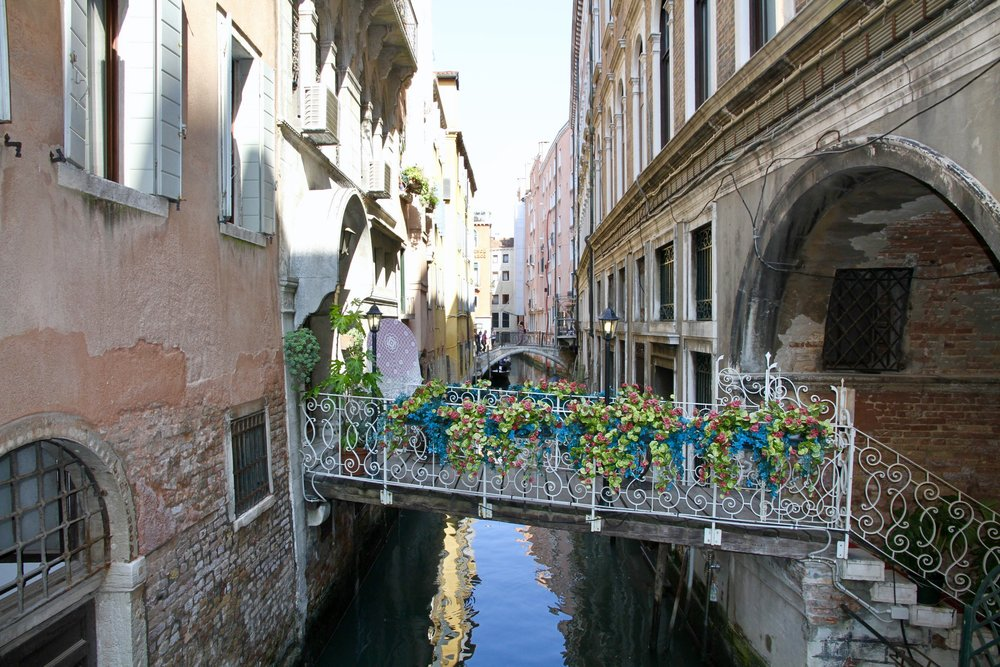 beautiful streets of venice