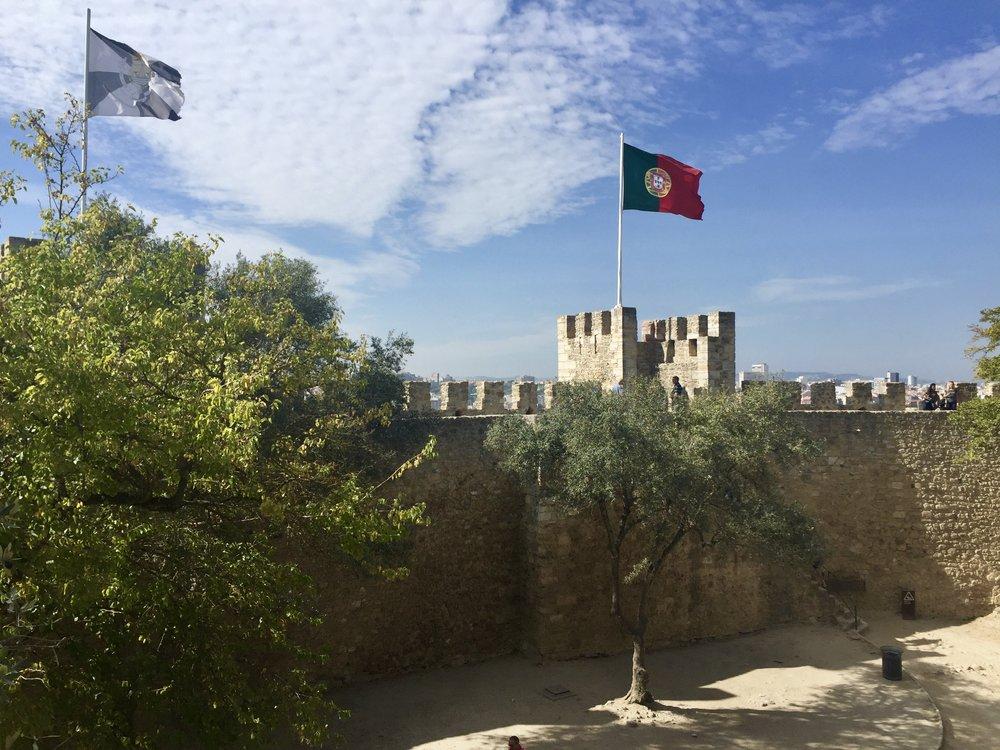 Castle of St. Jorge